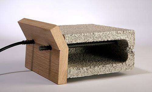 Kuhmen.ru - бетонная печурка от дизайнерской группы Adi Zaffran