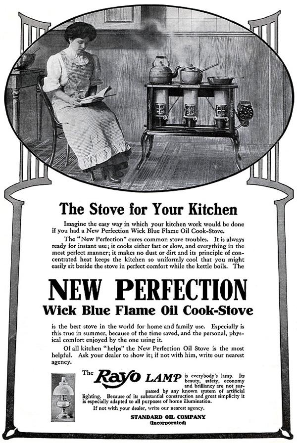 Kuhmen.ru - старинная реклама кухонных принадлежностей. 1908 год