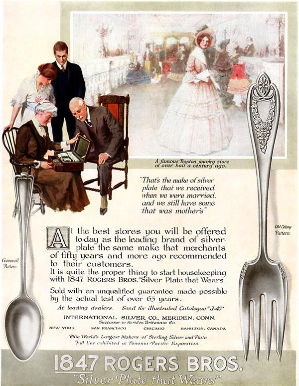 Kuhmen.ru - старинная реклама кухонных принадлежностей. 1915 год